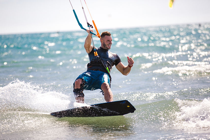 This image has an empty alt attribute; its file name is Kiteboarding-Triton-Villa-Blog-Photo-2.jpg